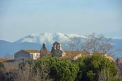 Canovelles, Barcelona (cpcmollet) Tags: catalonia cataluña canovelles poble montseny landscape spain españa paisaje paisatge calm nature naturaleza natura snow neu gener 2017 hivern winter