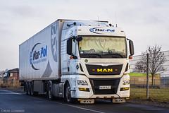 MAN TGX XLX Euro6 - Mar-Pol (PL) (Michał Szczerbowski) Tags: man tgx xlx euro6 naczepa chłodnia tuning marpol frigo logistics partner marcin janusz