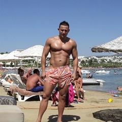 serhat erdogan (nigarturkmen) Tags: bulge turkish turkishbulge beach bigbulge boy big