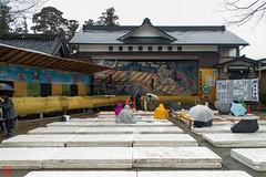 IMGP5583-1 (zunsanzunsan) Tags: 冬 歌舞伎 神社 酒田市 黒森 黒森日枝神社 黒森歌舞伎