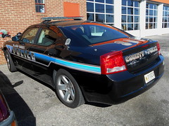 2009 Dodge Charger (Howard County MD Police) (splattergraphics) Tags: 2009 dodge charger squad policecar howardcountypolice mopar