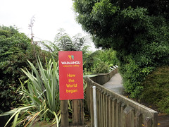 wmgu002valley (invisiblecompany) Tags: 2017 travel newzealand nz rotorua waimangu volcanic