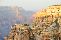 Grand Canyon 104 (Krasivaya Liza) Tags: grandcanyon grand canyon national park canyons nature natural wonder az arizona holiday christmas 2016 snowy winter cliffs cliffside edgeofcliff