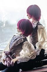 Александр и Константин (Suliveyn) Tags: bjd doll leekeworld leeke world patrick
