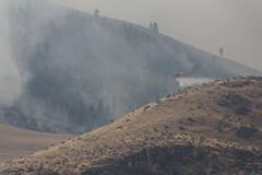 Water Drop - 2 (benagain_photos) Tags: washington butte wa fires chelan wildfires reachfire chelancomplex