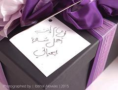 IMG_6706 (IbtiHAlinO) Tags: 1855mm تصويري السعودية هدية بنفسجي بالون كانون الدمام الكاميرا الشرقية العدسة استيديو canon600d الاضاءة