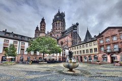 """Mainz Cathedral • <a style=""""font-size:0.8em;"""" href=""""http://www.flickr.com/photos/45090765@N05/20679645573/"""" target=""""_blank"""">View on Flickr</a>"""