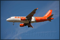 G-EZIW Airbus A319-111 Easyjet (elevationair ✈) Tags: london airbus gatwick easyjet airliners linate a319 lgw londongatwick eggw geziw