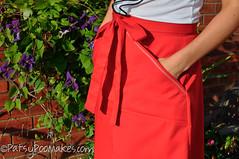Miette Skirt (2) (PatsyPoo_) Tags: sewing skirt ttb miette wrapskirt