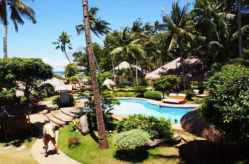 Viaggi per sub a negros filippine pura vida beach - Sanom beach dive resort ...