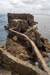 Forte de São João Baptista (CeliaQuintillan) Tags: portugal landscape mar paisaje fortaleza berlengas peniche fuerte islasberlengas berlengasislands illasberlengas