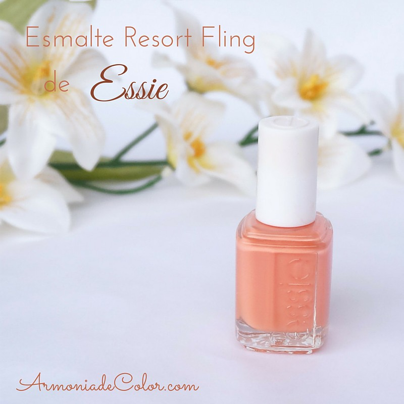 Reseña esmalte Essie Resort Fling
