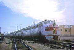 CB&Q E9 9985A (Chuck Zeiler) Tags: railroad burlington train denver zephyr locomotive e9 cbq 9985a