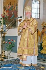 077. Consecration of the Dormition Cathedral. September 8, 2000 / Освящение Успенского собора. 8 сентября 2000 г