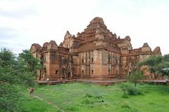 Dhammayangyi Paya, Bagan,  Myanmar D700_1460-2 (tango-) Tags: burma pagan bagan birman birmania
