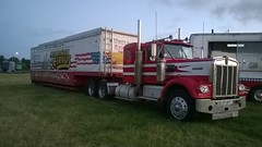 Photo of Uncle Sam's American Circus - Truck