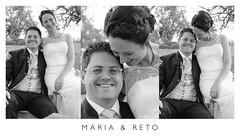Maria&Reto (jochenlorenz_photografic) Tags: wedding portrait blackandwhite love smile face collage eyes nikon together sw shooting schwarzweiss weddingday inlove weddingshooting