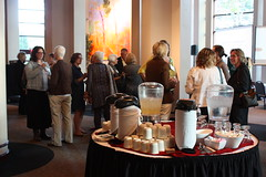 After Thoughts: Integrative Health Care, October 6, 2015, Weidner Center Grand Foyer