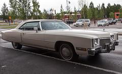 Cadillac Eldorado Convertible  1971 (Burminordlicht) Tags: classiccar cadillac veteranbil strasenkreuzer