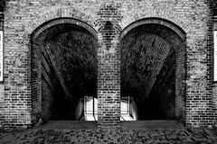Peder Vilhelm Jensen-Klint  and Kaare Klint @ Grundtvig memorial Church and surroundings - Copenhagen (1913-1940) (d.teil) Tags: building brick texture church architecture modern denmark kirche chapel architect stein ziegel mauerwerk