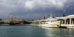 La Sultana (jlben Juan Leon) Tags: leica dock harbour summicron mlaga noria leicam muelleuno aposummicronm752 summicron752asph aposummicron275 leicamtyp240 malagaeye