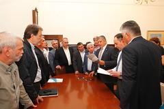 Σειρά επαφών ΚΕΔΕ σε ΥΠΕΣΔΑ και Βουλή με αίτημα την απόσυρση του άρθρου 13 από το Πολυνομοσχέδιο