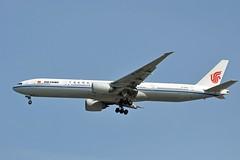 B-2085  YVR (airlines470) Tags: china airport air msn yvr 777 ln 777300 777300er 943 38666 b2085 77739ler 77739l