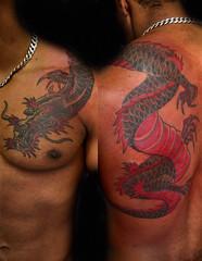 Dragon (Thiago Padovani) Tags: tattoo dragon tattoos tatuaje tatuagem dragão dragontattoo thiagopadovani mementomoritattoostudio