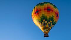 Up and Away (Kevin Coppock) Tags: california ca sky hot flying colorful air balloon flight samsung valley napa nx nx1 nvaloft