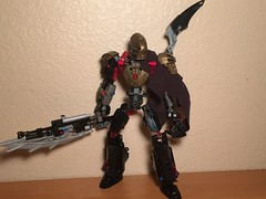 Zorif Update (xFlashDx) Tags: toy lego action technic figure bionicle 2015