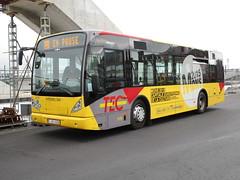 TEC bus 3192 Mons Gare (Arthur-A) Tags: bus buses belgique belgie bergen mons autobus tec vanhool daf bussen hainaut henegouwen