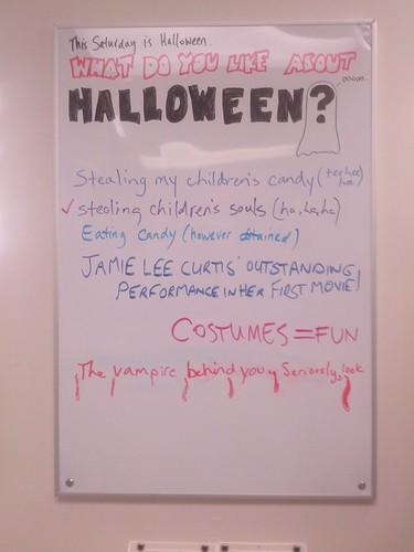 Halloween?