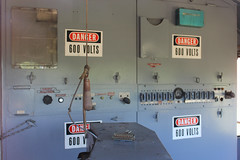 GBW 315 Engine Control Panel Green Bay WI (SP Patch) Tags: museum canon eos control panel cab engine railway national 315 nrm alco gbw 60d c430