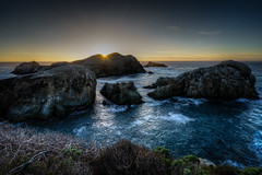 PointLobos_425_pm (Minh C. Vu) Tags: sunset landscape pointlobos