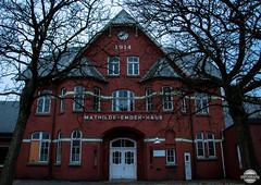 Mathile-Emden-Haus (Kati`s Fotografie) Tags: architecture canon lost architektur verlassen klinik cuxhaven sahlenburg lostplace verlasseneorte tuberkolose canoneos70d nordheimstiftung seehospital