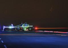 151212-N-UG095-379 (U.S. Pacific Fleet) Tags: night aircraft navy boxer marines usnavy flightdeck harrier av8b certex av8bharrier masscommunicationspecialist vmm166 ussboxerboxerarg