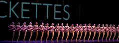 The Rockettes (rivadock4) Tags: christmas new york city nyc girls music newyork radio hall dancers makeup radiocitymusichall kicking linedancing rockettes stageproduction