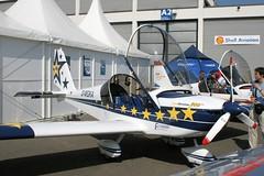 D-MGKA (vriesbde) Tags: eurostar aero friedrichshafen ev97 aero2007 evektor evektorev97eurostar ev97eurostar evektorev97 evektoreurostar dmgka