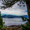 Wizard Frame (WestEndFoto) Tags: agenre queueparktravelnextinline landscapephotography natural oregon dgeography lake craterlake scape flickrwestendfoto queueparkepnextinline us bsubject naturephotography flickr fother unitedstates