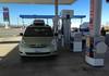 Geographic interest... 20151215_1180 (listorama) Tags: usa california mettler gasstation chevron car toyota sienna greenweenie