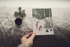 December's little things (Laura Marianne) Tags: december winter warm athome christmascard illustration littlethings mood moments