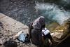 La Lectora de Chefchaouen 2 (gabrielromeroplana) Tags: lectora chefchaouen chaouen marruecos libro río canon eos 1100d yongnuo 50mm 18 yongnuo50mm18