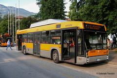 Pista... io parto (gabriele trentini) Tags: bus autodromo autobus capolinea stazione trento vecchio bus8 veicolo strada trentinotrasporti trentino italia italy