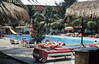 Hotel pool (SteveInLeighton's Photos) Tags: transparency ektachrome thailand pattaya pool 1983 april hotel chonburi