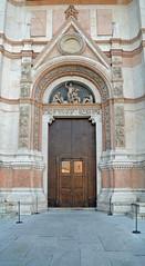 San Petronio - Porta Magna (gian.franco) Tags: bologna sanpetronio italy chiesa 2016