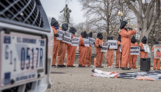 Sherrill Hogan Tells the Story of a Guantánamo Detainee at the White House
