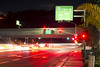 El Camino Real (Curtis Gregory Perry) Tags: el camino real san diego california night sign button copy car traffic light nikon d800e longexposure interstate 5 highway 56