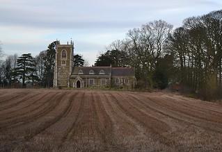 St. Michael's Church, Mavis Enderby