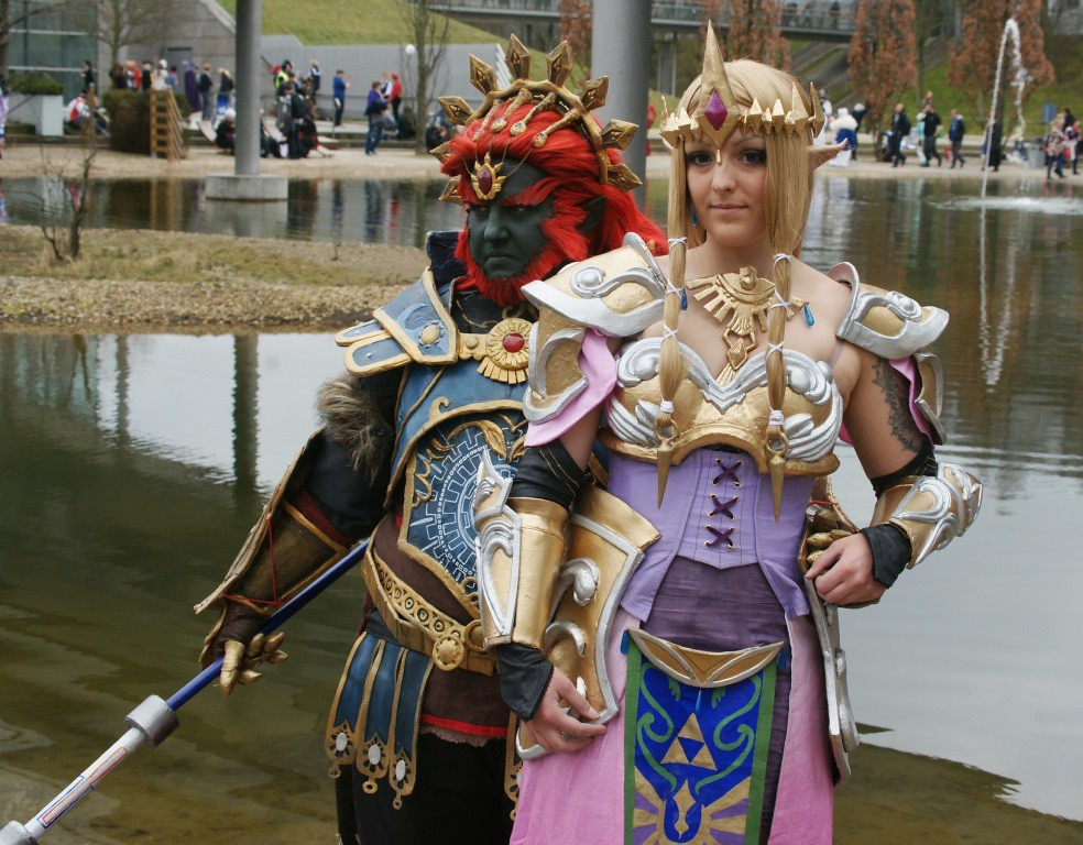 The World S Best Photos Of Cosplay And Hyrulewarriors