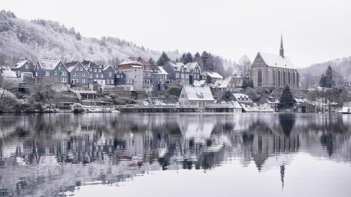 Winter in Beyenburg